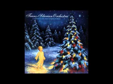 Trans Siberian Orchestra Christmas Eve and Other Stories Full Album
