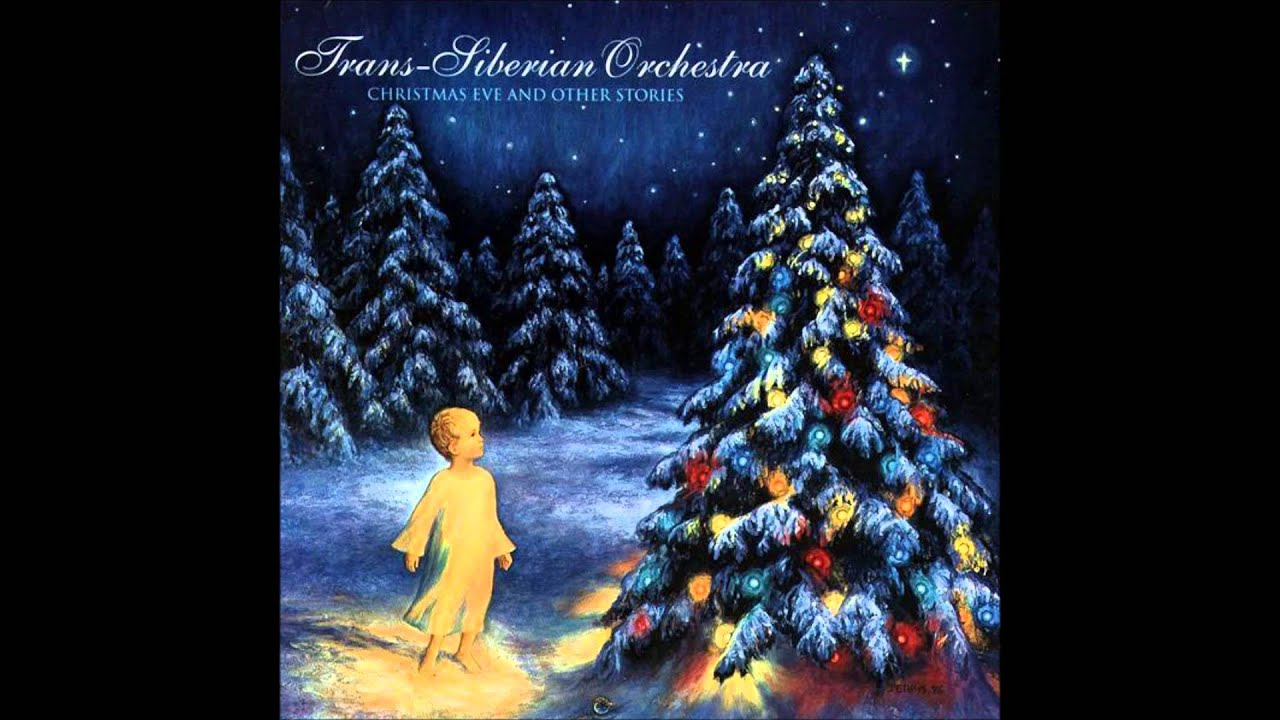 Trans Siberian Orchestra Christmas Eve and Other Stories Full ...