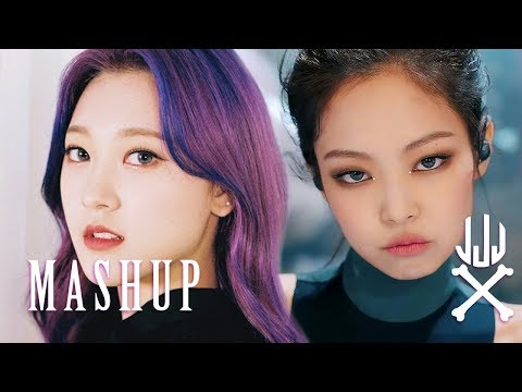 LOONA x BLACKPINK - SATELLITE / DON'T KOW WHAT TO DO MASHUP