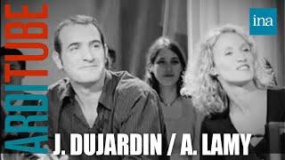 La vraie vie de Chouchou et Loulou (Alexandra Lamy et Jean Dujardin) - Archive INA