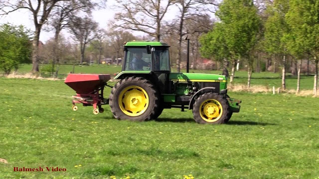 Used John Deere 3350 - tractorpool co uk