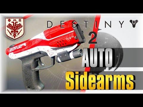 AUTO Sidearms!!!   DESTINY 2   Dead Man Walking Review