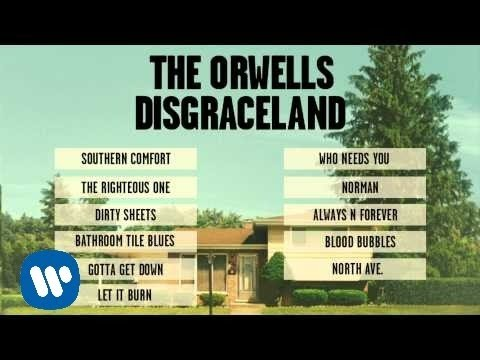 The Orwells - Southern Comfort [Official Audio]