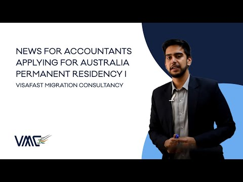 Bad News for Accountants applying for Australian Permanent Residency!  *English Subtitles*