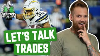 Fantasy Football 2019 - Week 3 Buy or Sell + Let's Talk Trades, Jason Gets Snaked - Ep. #777