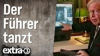 Der Führer tanzt (2004) | extra 3 | NDR