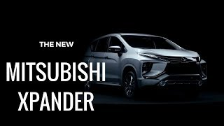 The New Car 2018 !! Mitsubishi XPANDER Review And Performance Drive