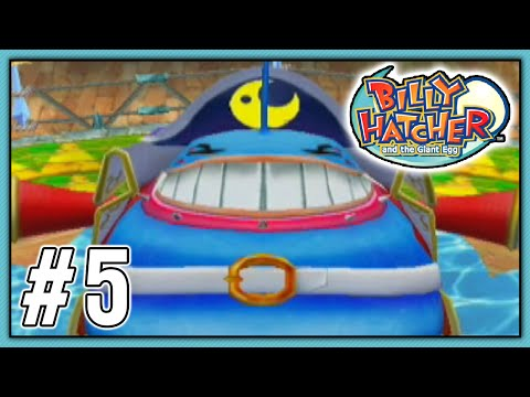 Billy Hatcher and the Giant Egg - Episode 5