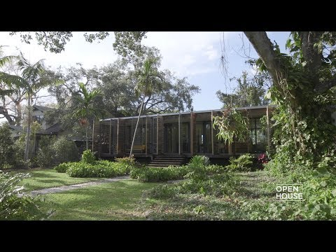 Tropical Architecture in Downtown Miami | Open House TV