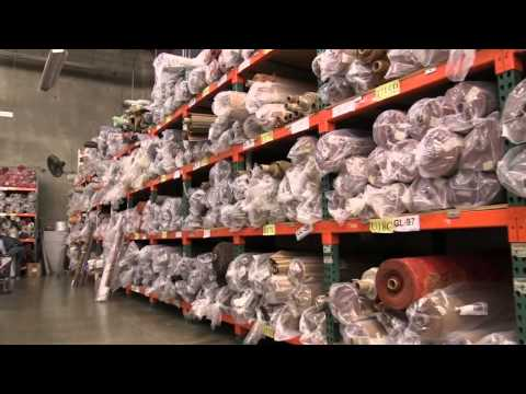 OW Lee Outdoor Patio Furniture Factory Tour Video
