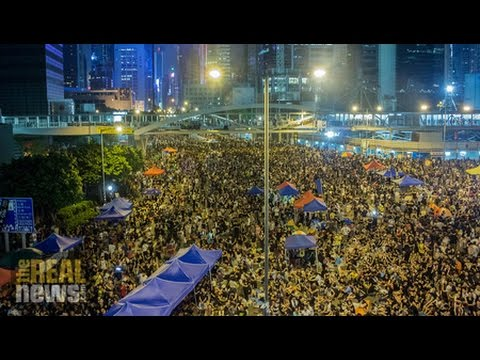 What's Driving Hong Kong's Uprisings?
