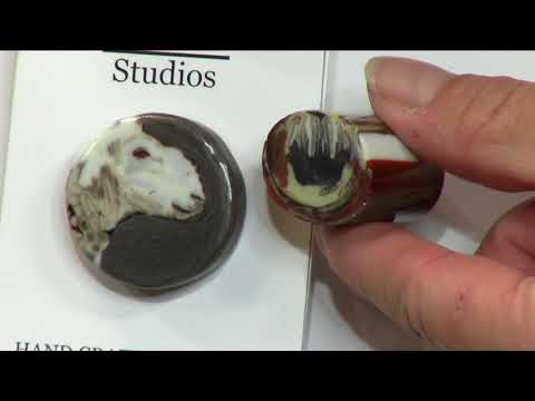 Live Interview with Glass and Fiber Artist Jodie McDougall -