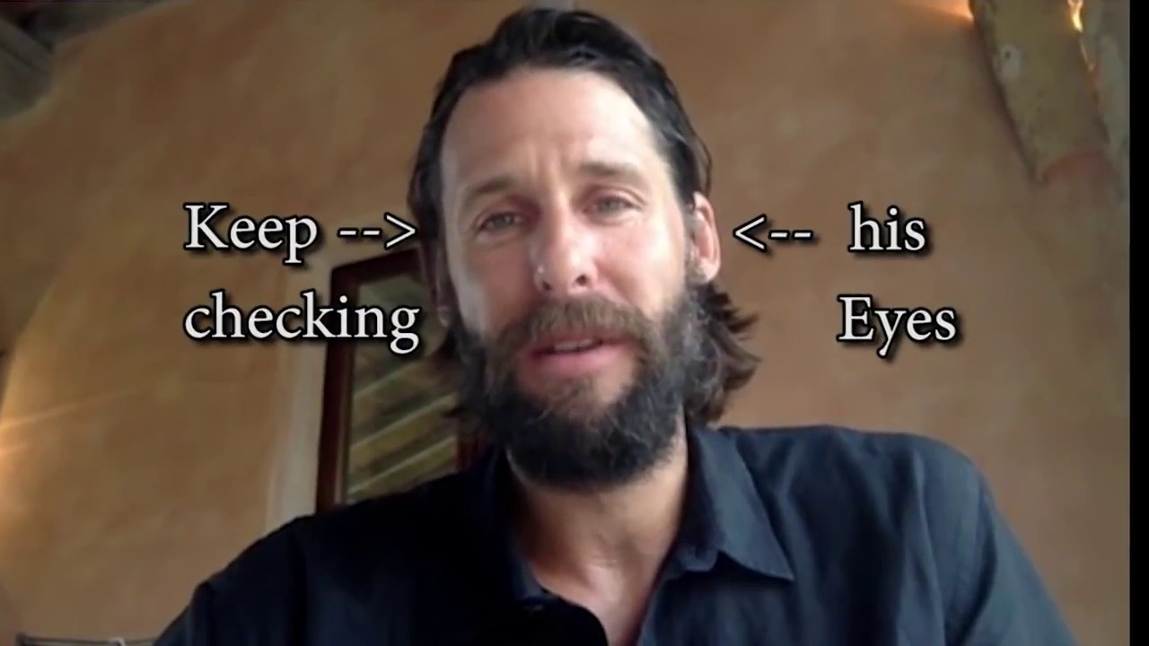 David Mayer de Rothschild EYES CHANGING - YouTube