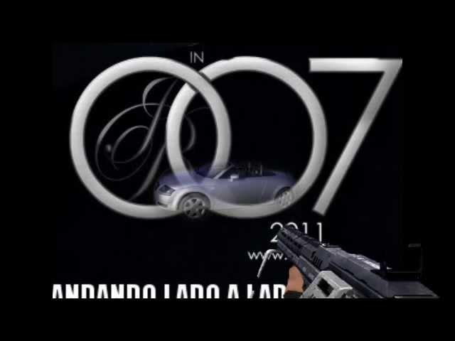JAMES PANTHER 007