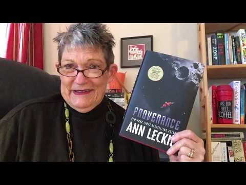 Just Out--PROVENANCE by Ann Leckie / READ THIS FIRST!
