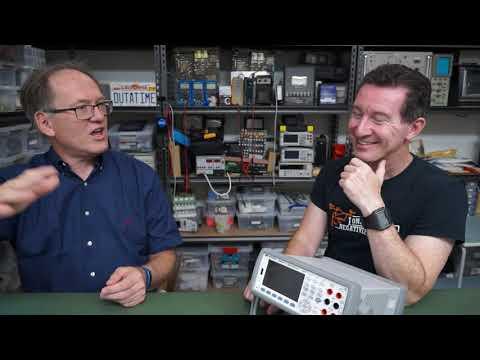 EEVblog #1032 Part 3 - John Kenny Keysight Interview