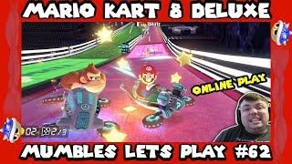 Online Haters! - Mario Kart 8 Deluxe Mumbles Let