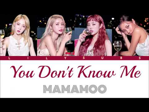 Download ROM/KAN/ENG Mamamoo - You Don't Know Me Japan Debut Single Mp4 baru