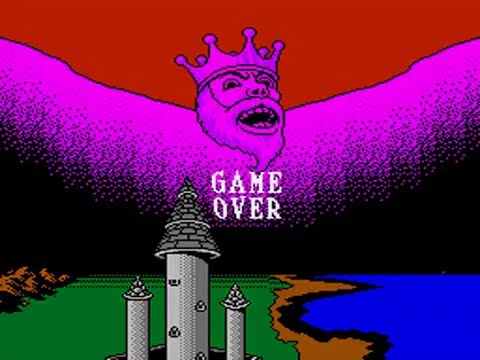 NES Game Over Screens, Part 3