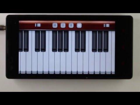 Real Piano Games