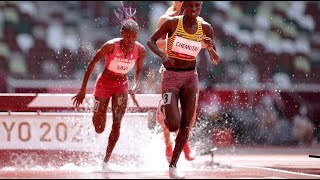 TOKYO 2020 OLYMPICS: Steeple chaser Chemutai advances to final with 2nd best time