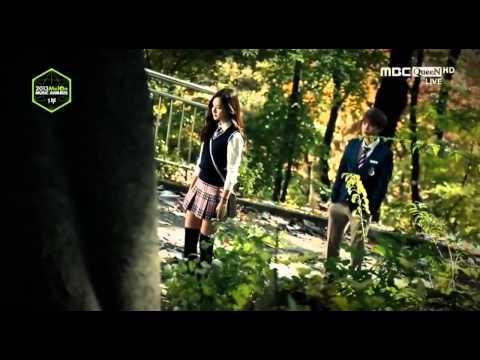 exo wolf + korean mini drama  + growl