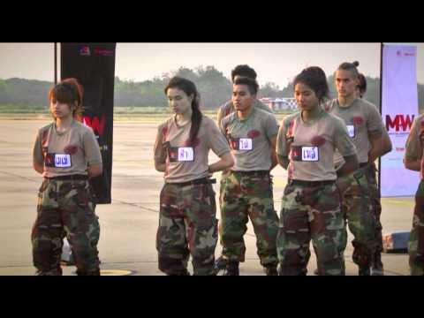 Martial Warrior ชิงฝันแอ็กชั่นสตาร์ - EP.3 (6/6) ตอน Final Audition และ Bootcamp [4 พ.ค.57] HD