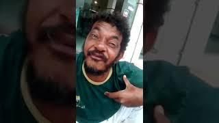 Com salários atrasado, varredor de Rua detona administração Cordeiro em Carapebus