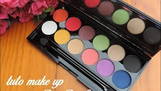 Sleek Rio Rio tuto maquillage Thumbnail
