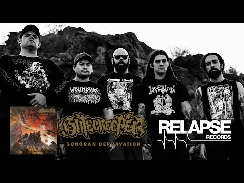 "GATECREEPER - ""Craving Flesh"" (Official Track)"