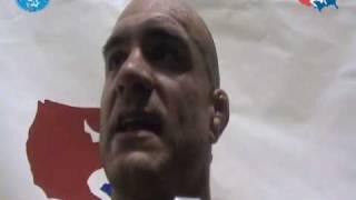 US Open Greco-Roman 96kg Champion Justin Ruiz
