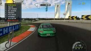 Need for speed Pro street HD6310 buen rendimiento