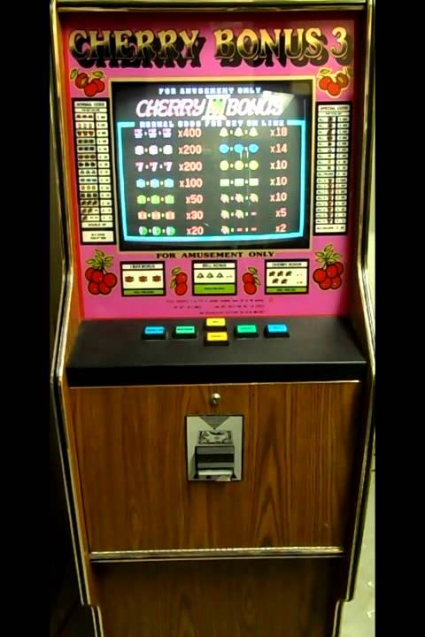cherry master 8 liner cherry bonus 3 machine for sale youtube rh youtube com Pear Fruit BlackBerry Fruit