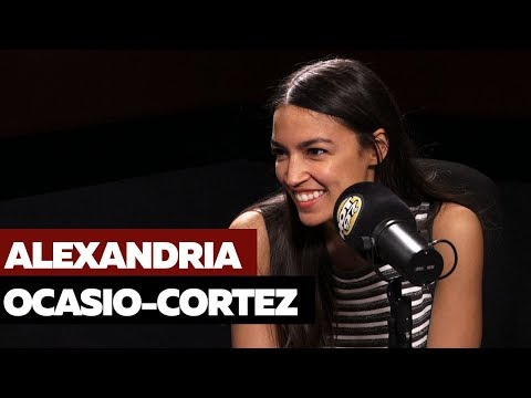 Alexandria OcasioCortez On Being Underestimated, Her Humble Beginnings  Rep. Joe Crowley