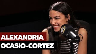 Alexandria Ocasio-Cortez On Being Underestimated, Her Humble Beginnings + Rep. Joe Crowley