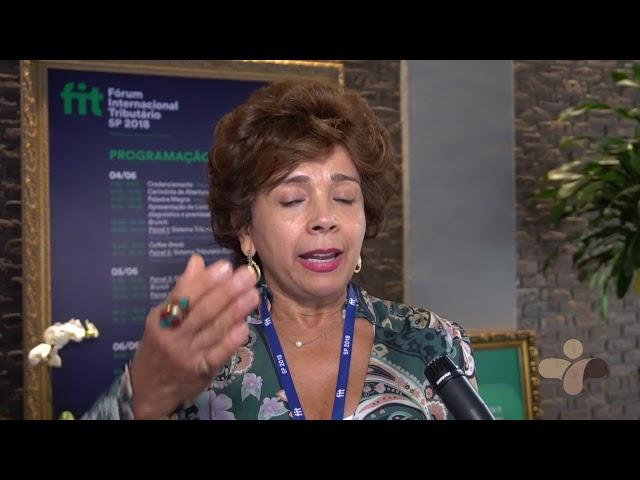 FIT 2018 | Ilva Franca Vice Presidente De Assuntos Parlamentares Da Anfip