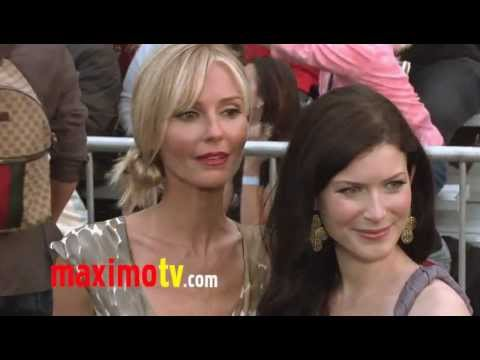 "Vanessa Branch and Lauren Maher at ""On Stranger Tides"" WORLD PREMIERE"