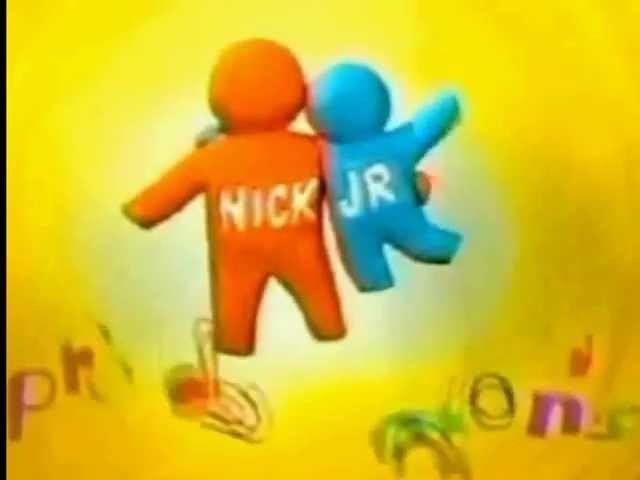 Nick Jr Bumpers : Nick jr productions  Видео Смотреть онлайн