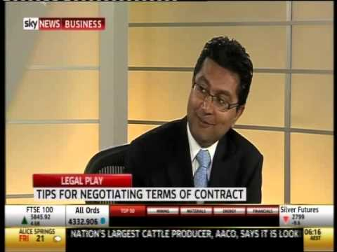 Negotiating executive employment contracts - YouTube - executive employment contract
