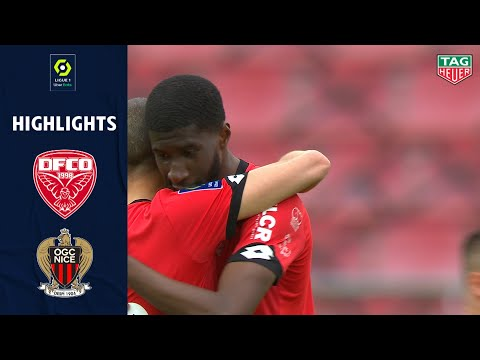 Dijon Nice Goals And Highlights