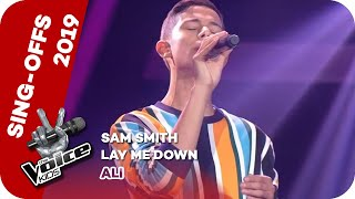 Sam Smith - Lay Me Down (Ali) | Blind Auditions | The Voice Kids 2019 | SAT.1