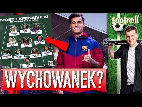 Barca nie kupuje, Barca wychowuje! Coutinho w Barcelonie