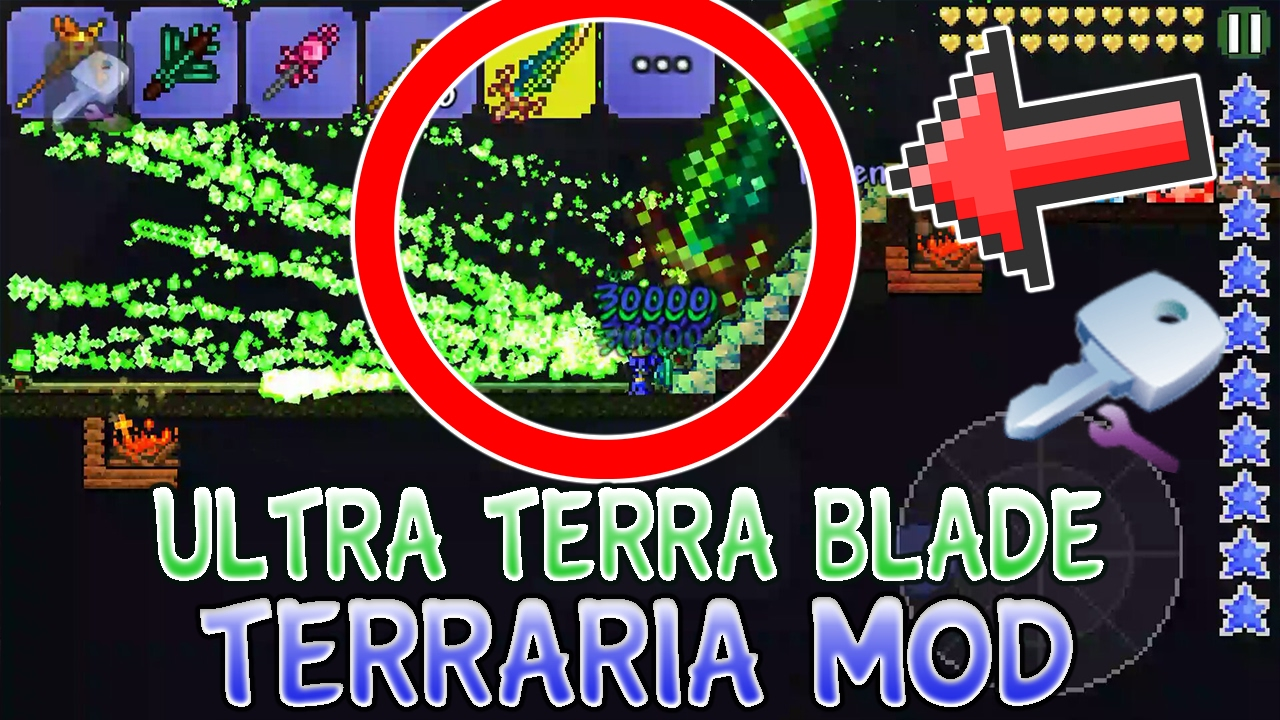 Legendary terra blade stats