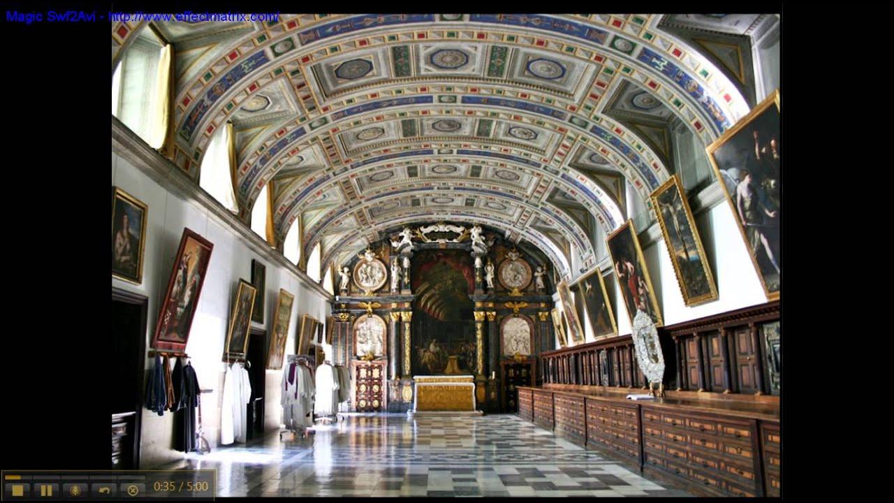 Descrición general del Real Sitio de San Lorenzo de El ...