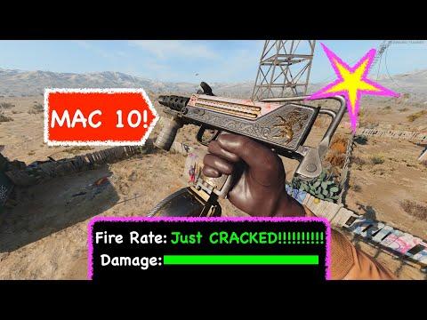 NO RECOIL MAC 10!!! (Cod CLASS SETUP) || Black Ops Cold War |