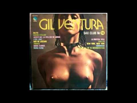 Gil Ventura ‎– Sax Club N.16 - 1977 - full vinyl album