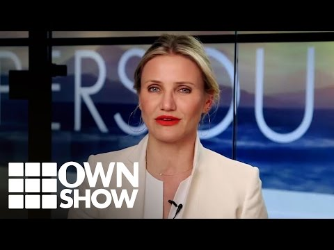 Cameron Diaz Teaches You Five Ways to Live Longer, Better | #OWNSHOW | Oprah Online