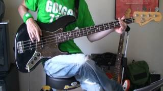 浜田亜紀子 - 22 Bass cover