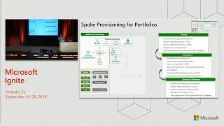 BP Azure Platform Adoption - A Megalopolis Architecture - BRK2445