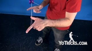 How to do Magic Drop and Shockwave Yoyo Tricks